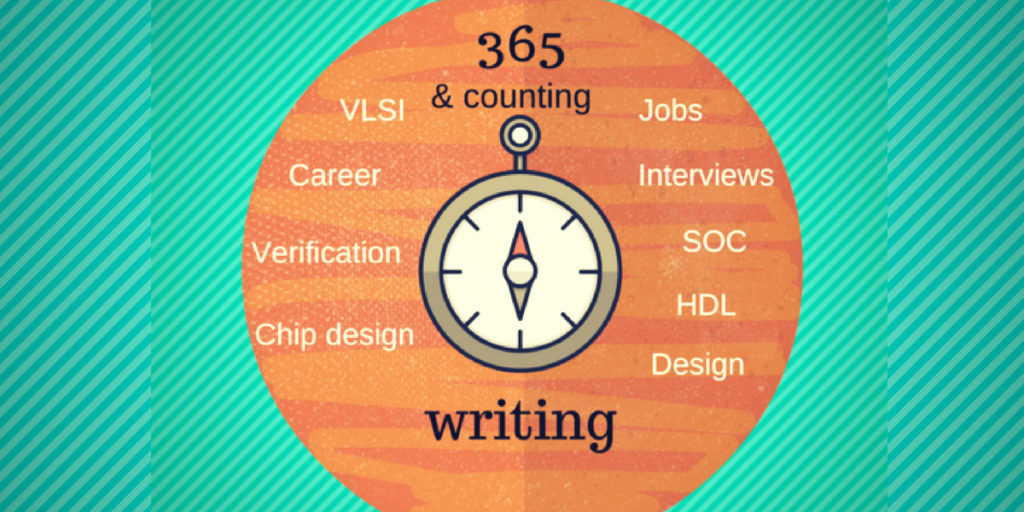 Vlsi Question And Answers 365 And Couting Experience Of Writing